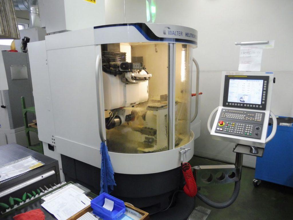 Werkzeug Produktion Präzision