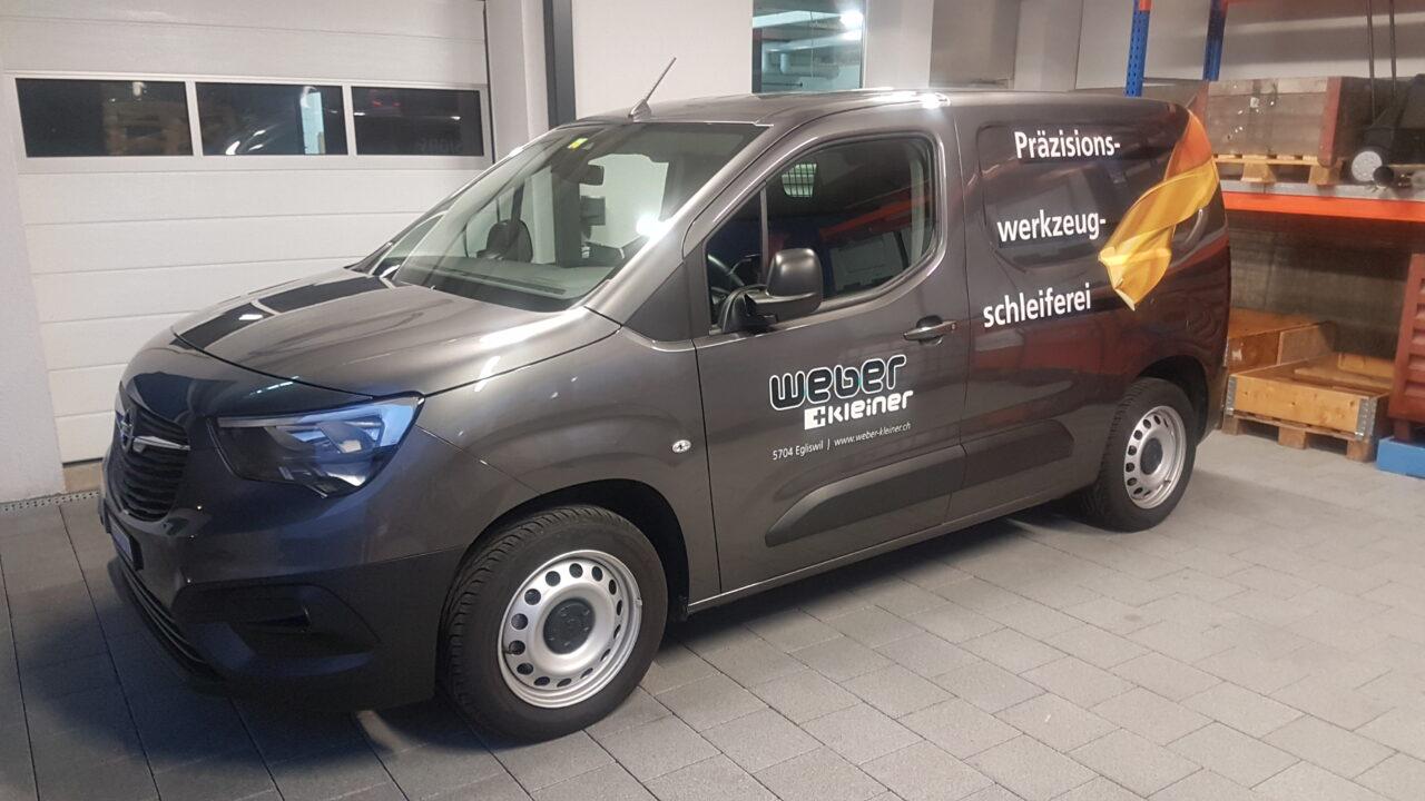 Schärftour Auto - Werkzeug abhol- und bring-service
